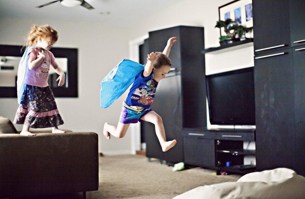 Help Your Kids Pick Constructive Heroes