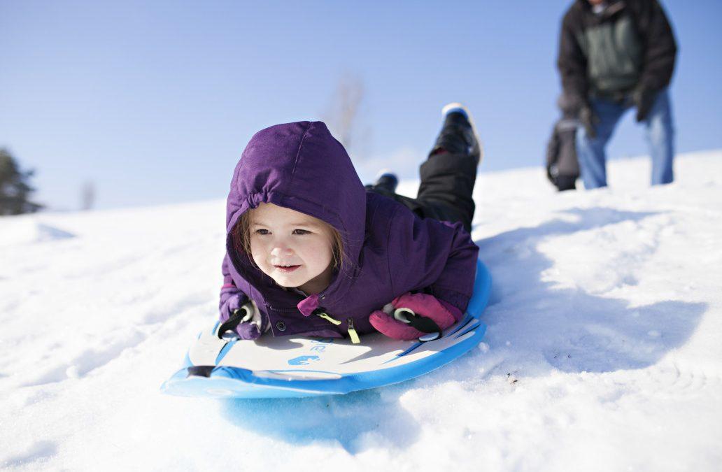 fun activities kids winter